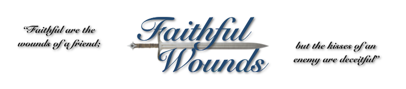 Faithful Wounds Logo